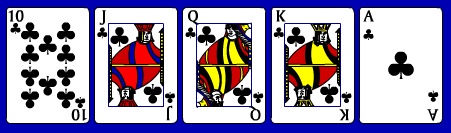 does 3 queens beat 3 aces in poker