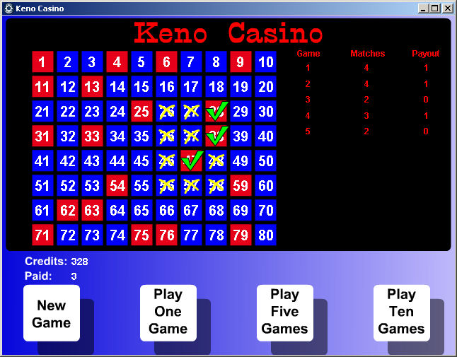 Casino free keno slot casino clay poker chip set