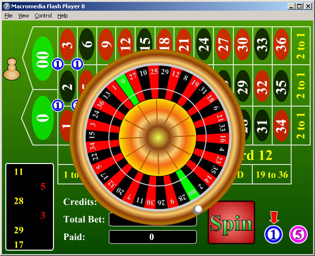 casino roulette online game